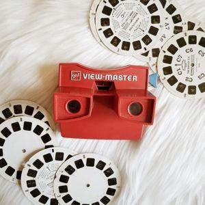 Vintage View-Master & Reels